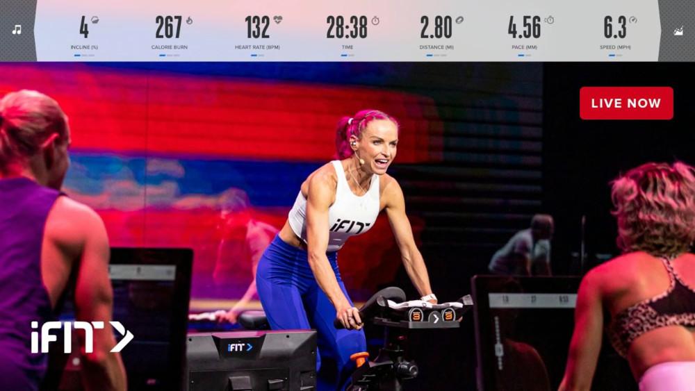 iFIT – Exercisebike.com